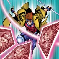 Gambit by Sandoval-Art