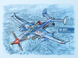 SF-327 by TheXHS