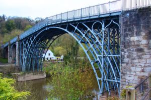 The Iron Bridge by Daniel-Wales-Images