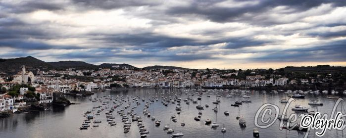 . cadaques by leyrlo