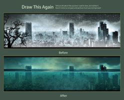 Draw this Apocalypse Again Challenge by ElenaNaylor