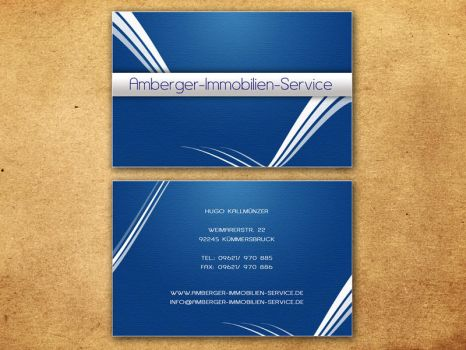 Business Card AIS by DOMDESIGN