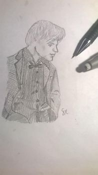 11th doctor by FLASHER12