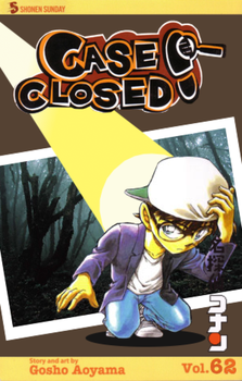 Case Closed 62 Cover by EpicDay