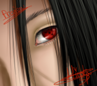 Preview Itachi Uchiha by Hinata-sf