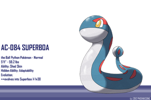 Superboa by phoenixsong