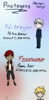 Pnictogens (A Periodical Story) by Naukarin