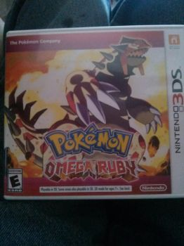 Omega Ruby! by LegoMaster426