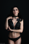 TW:WH - Lingerie - Yennefer by MilliganVick