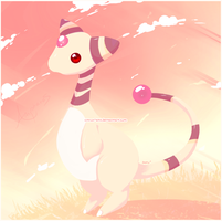 Ampharos by Citron-Ami