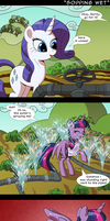 Sopping Wet by DeusExEquus