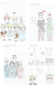 APH Cold War Booklet Selects by LockdownVII
