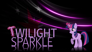 Magic makes it all complete - T Sparkle Wallpaper by smokeybacon