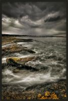 rumble at the shore by RAS1