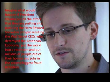 Snowden by fixinman