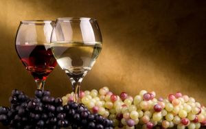 Red and Wite wine by CVRD