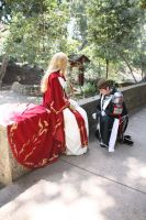 -Cosplay- Master and Servant by BrokenPuppet
