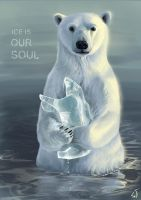 Save the Arctic by IntoTheBear