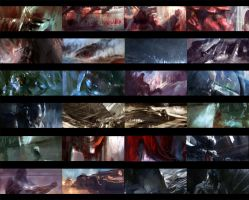 thumbnail batch 3 by leventep