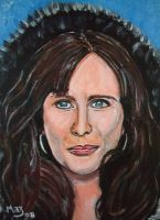 Donna Noble by Mazzi294