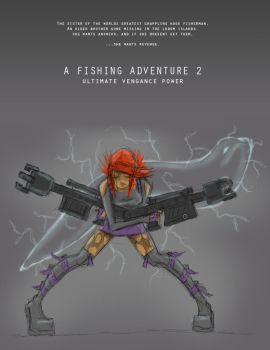 A Fishing Adventure 2? by SophieHoulden
