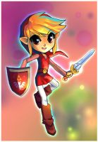Red Link by TwinkleeLychee