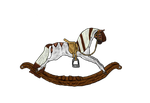 Arion the rocking horse by AutumnCreekFarms