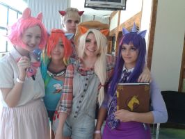 MLP Cosplay by Ethereal-Asphixia