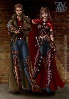 Rogues by LazarusReturns