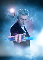 The Twelfth Doctor by Esterath13