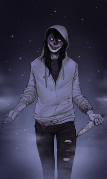 [Creepypasta]: Did you miss me? by BleedingHeartworks