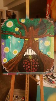 The Peace Tree finished by Optimistic-Coffee