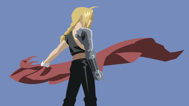 Edward Elric by Nihyinu