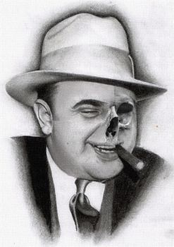 capone is dead by BMXNINJA