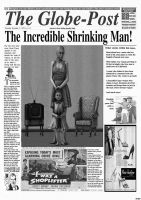 The Incredible Shrinking Man 14 Making Ends Meet by DrCreep