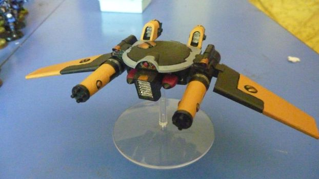 Tau remora by zingy180
