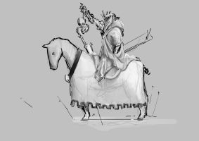 The first horseman of the apocalypse - WIP by SPartanen