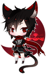 Assassin of the Red Moon + Video by RumCandyAdopt