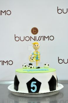 football cake by Florin-Chis