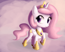 Filly Celestia by Ric-M