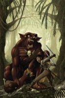 The Hunting Grounds by quellion