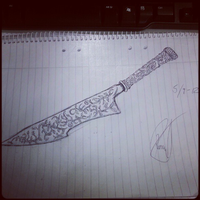 American Mcgee's Alice - Vorpal Blade by Utherdoll