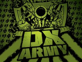DX Army paper by IronHard