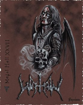 watain-mark-of-the-hydra by Michele-Fusco