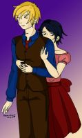 Jasper and Alice by Mikha