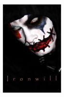 Another evil clown by Ironwi11