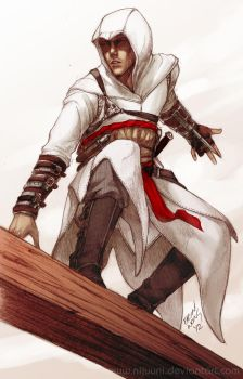 AC - Altair (Coloured) by Nijuuni