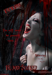 Blood Soaked by magicsart