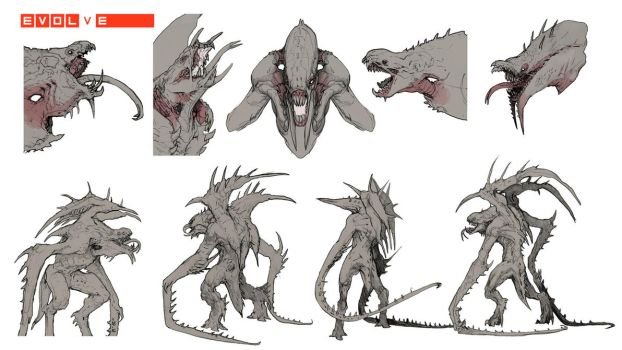 Page-1-Concept-Kraken by Stephen-0akley