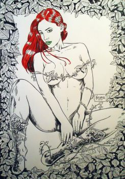 Poison Ivy by ANDREWCOTINGUIBA